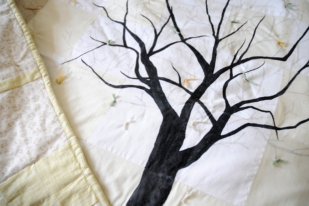 Tree Quilt 4