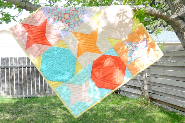 Baby Quilt for Rory